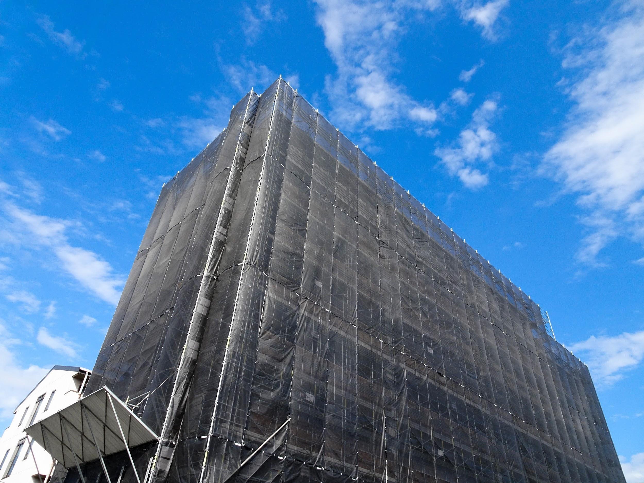 建物管理が主力の会社