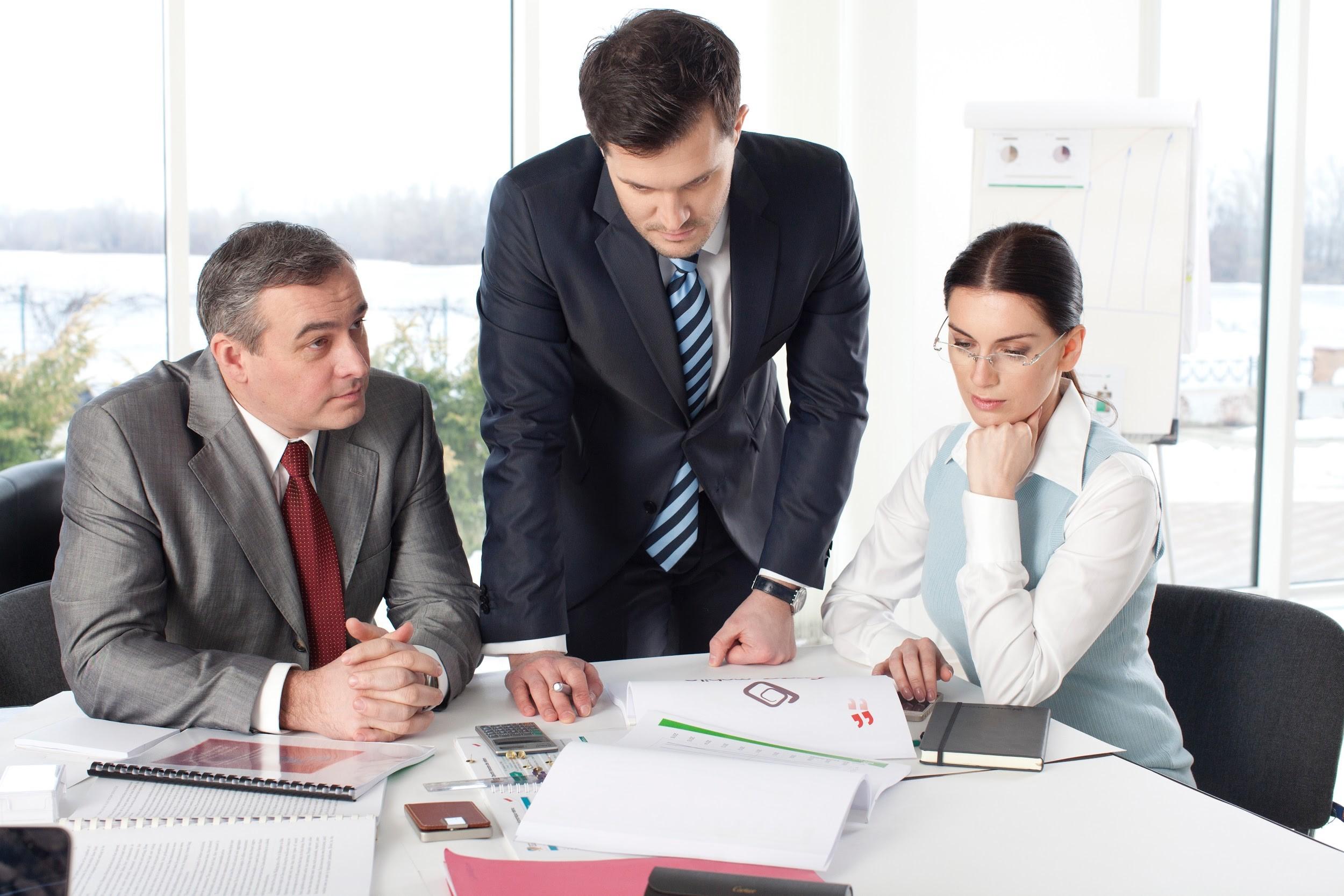 3つの業務が連携しているかが重要