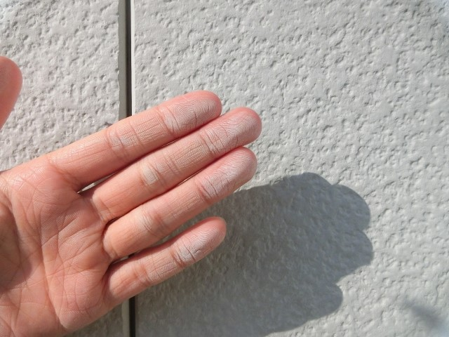 外壁塗装の適正タイミングのチェック方法